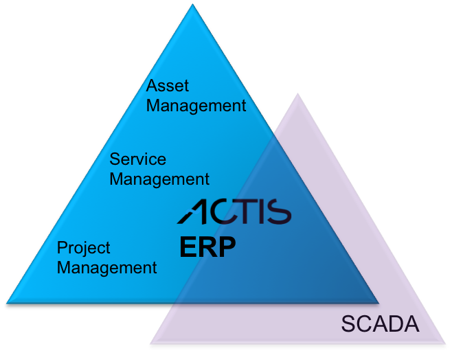 Actis erp triangle